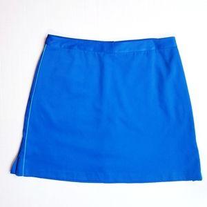 EP Pro Golf Blue Skort Skirt Size 10